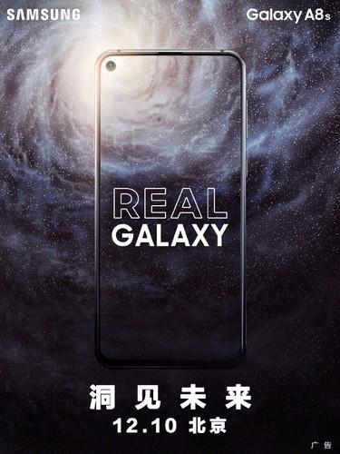 Infinity-O ekranlı Galaxy A8s çıkış tarihi