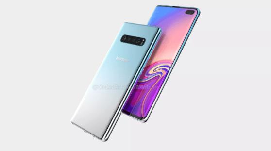 Galaxy S10 Plus tasarımı / Galaxy S10 Plus özellikleri