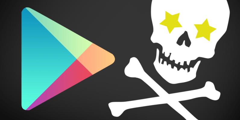 Google Play Store sahte uygulama