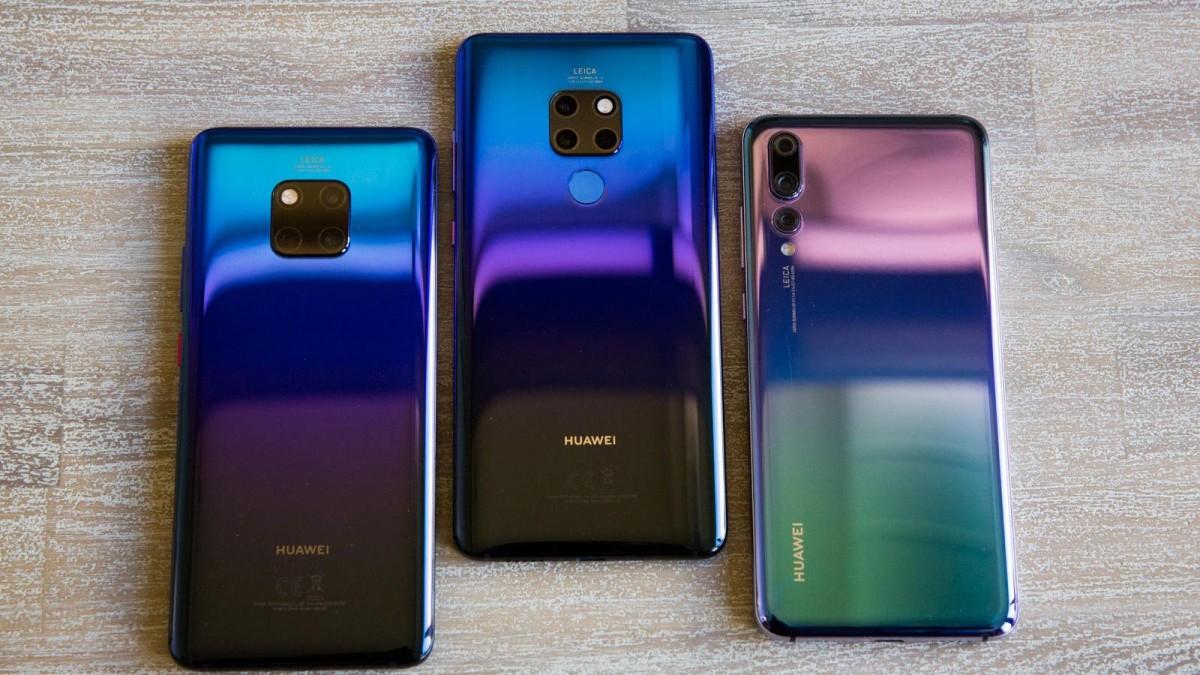 Huawei 200 milyon satış