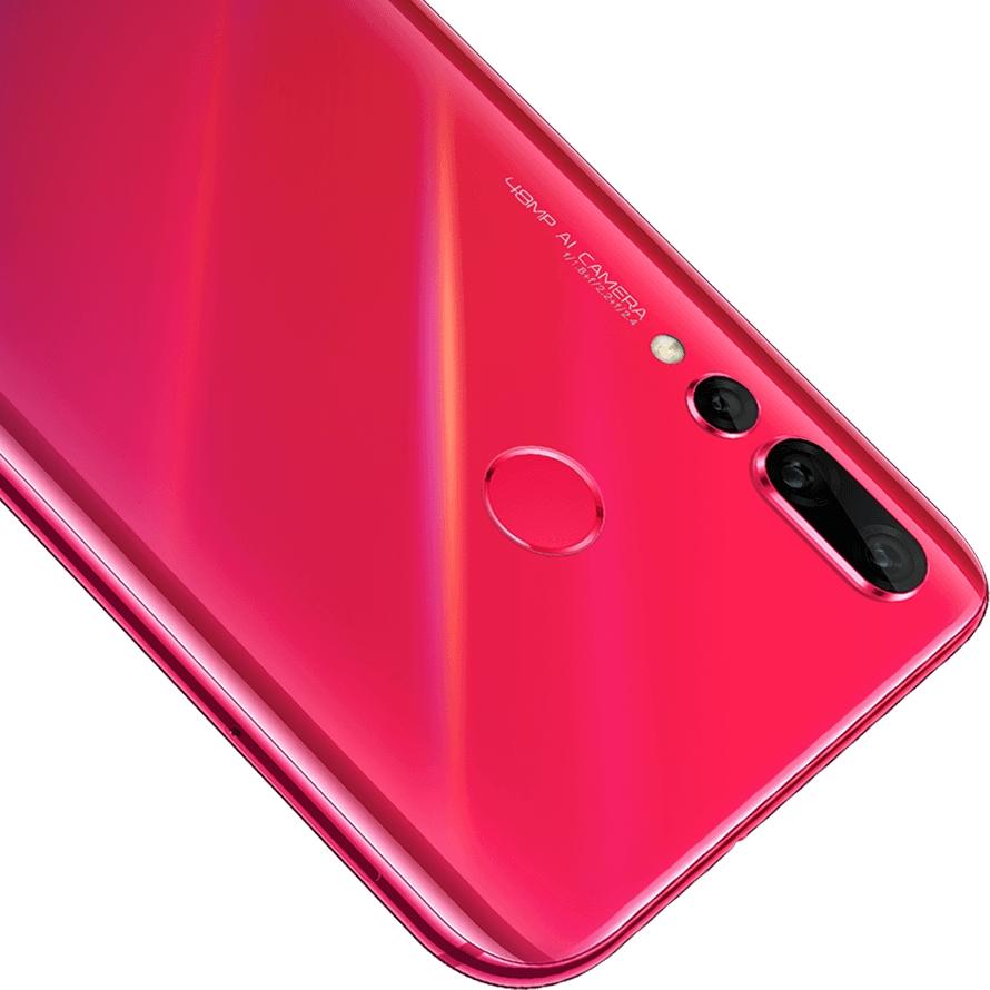 Huawei'nin yeni akıllı telefonu Nova 4 tanıtıldı