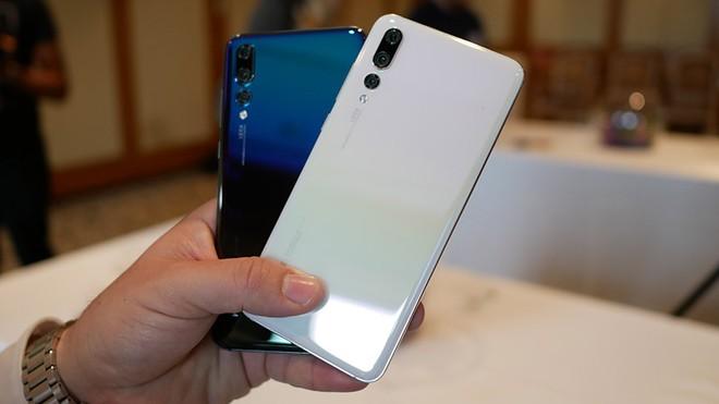 Huawei Huawei P30 ve Huawei P30 ProP3