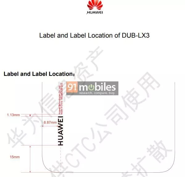Huawei Y7 2019 özellikleri