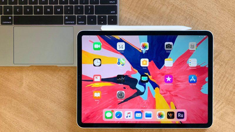 iPad Pro bükülme