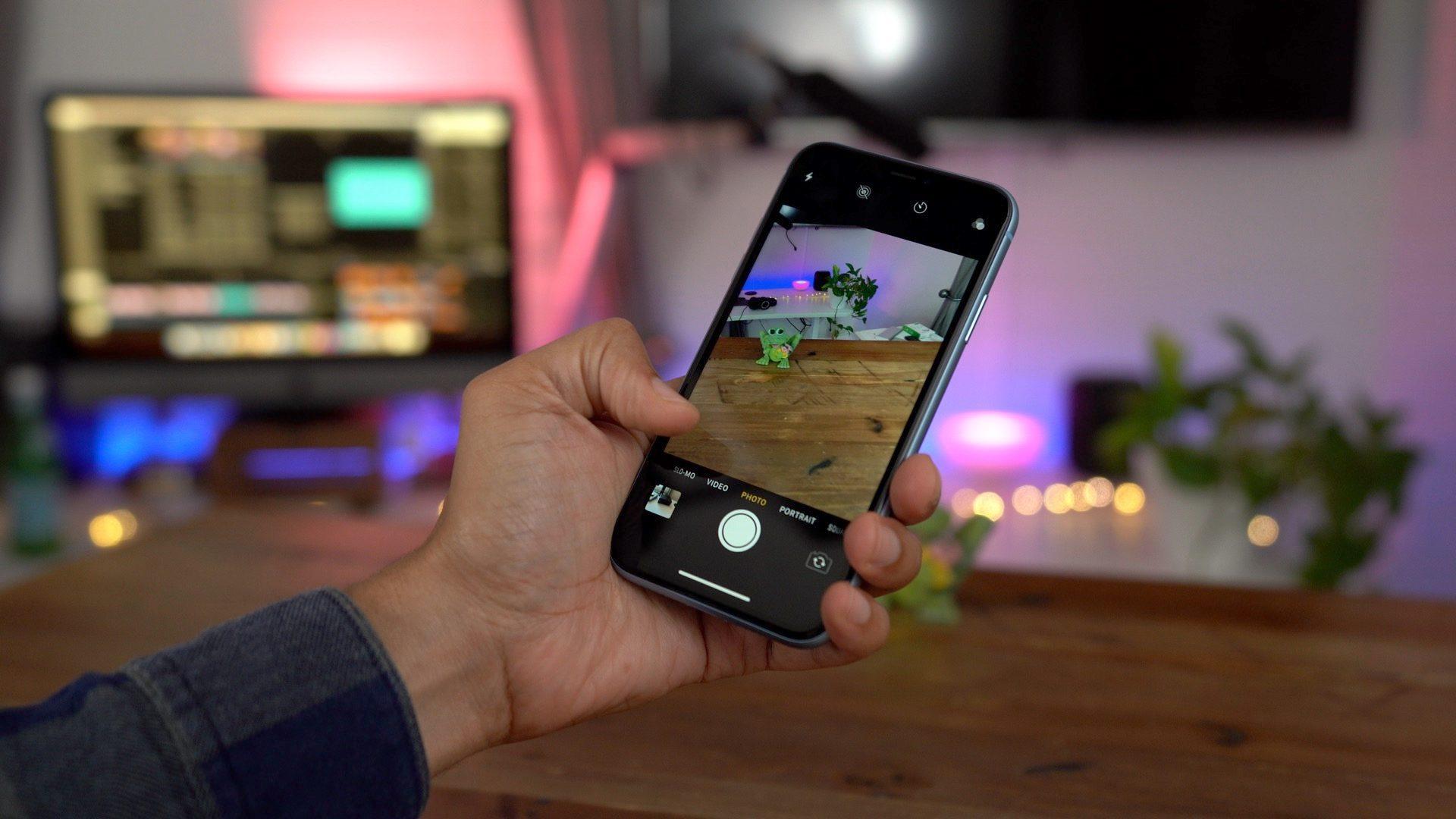 iPhone XR DxOMark puanı / iPhone XR 2