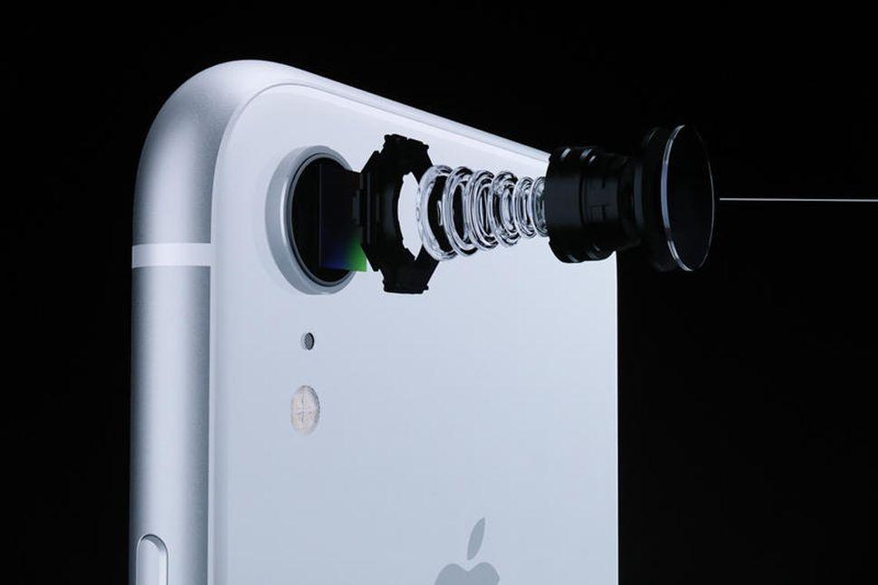 iPhone XR Kamera özellikleri