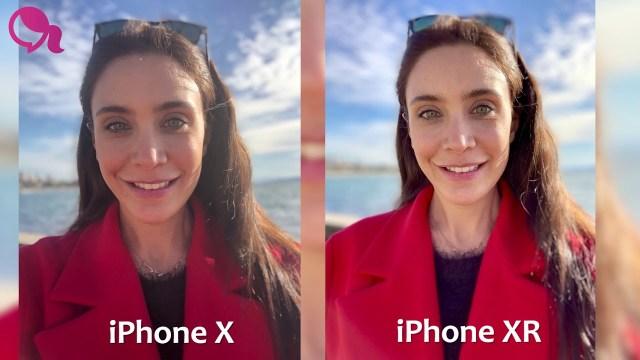 kadın gözüyle iPhone XR