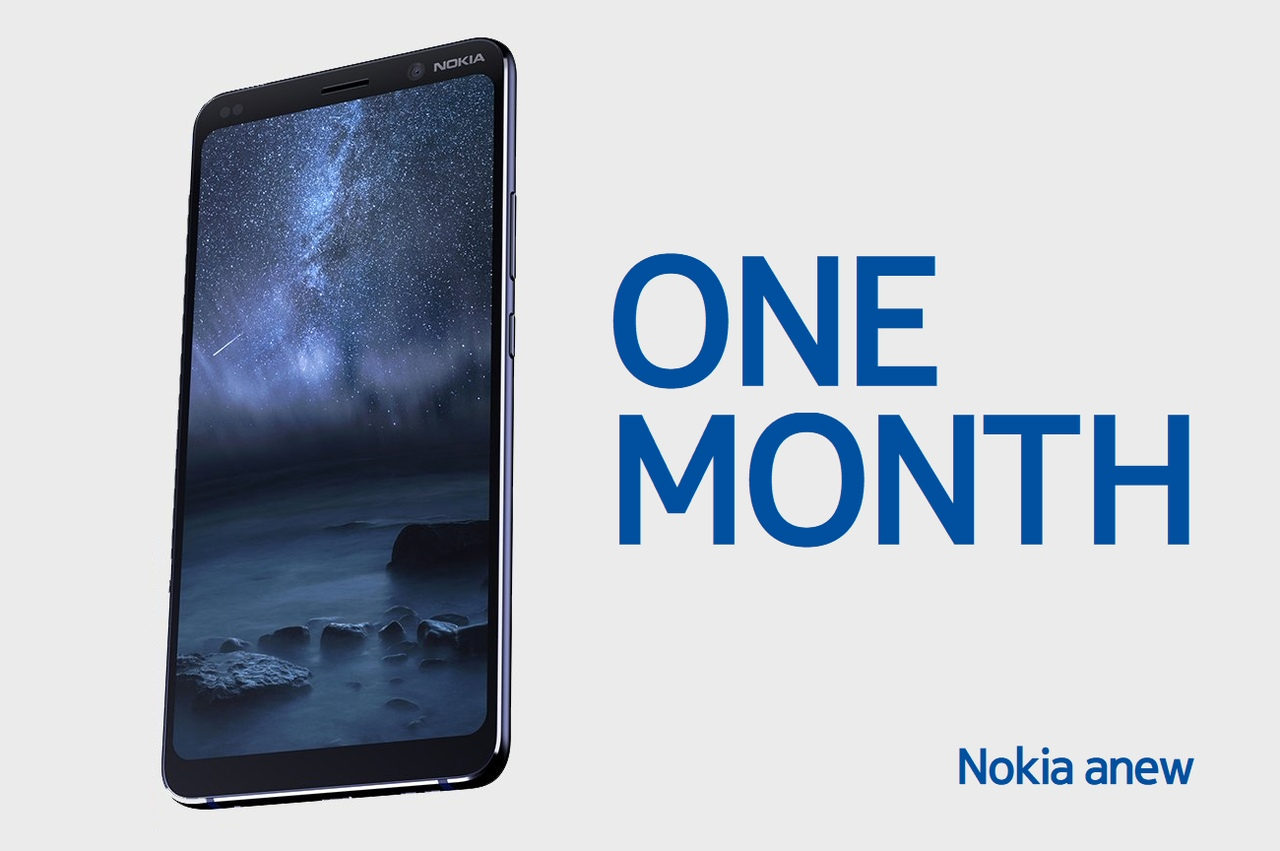 Nokia 9 tanıtım tarihi