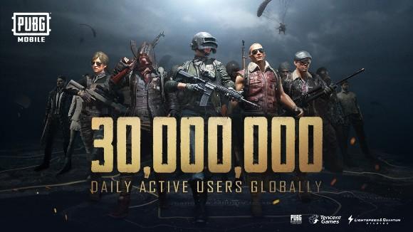 PUBG Mobile aktif kullanıcı sayısı