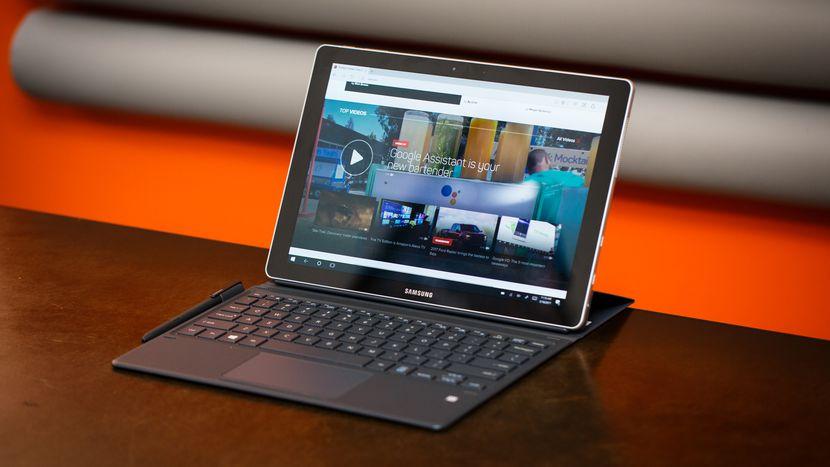 Samsung 4K OLED ekranlı bilgisayar