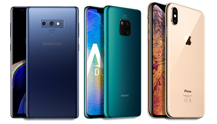 Samsung ve Huawei