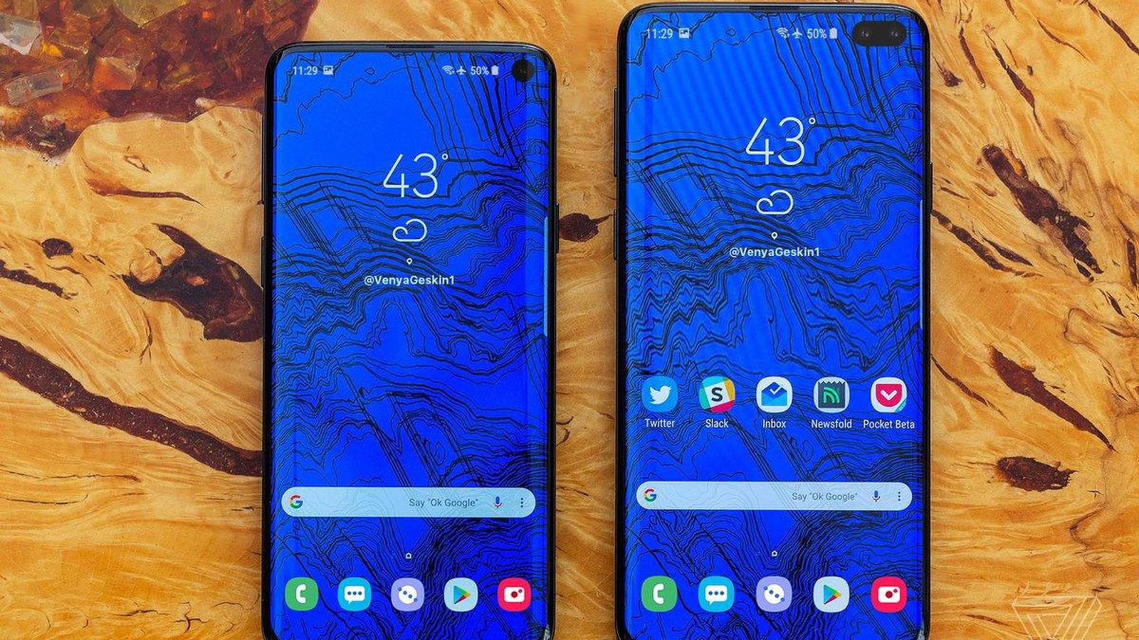 Galaxy Note 10 ve Galaxy S10