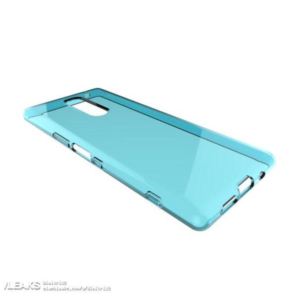 Sony Xperia XZ4 tasarımı