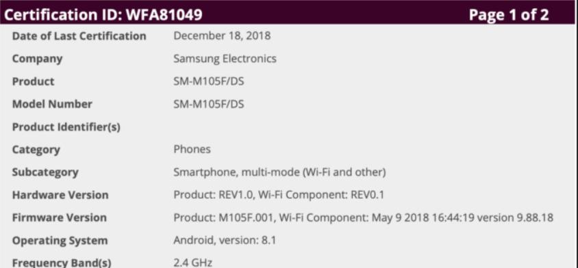 Uygun fiyatlı Galaxy M10 özellikleri