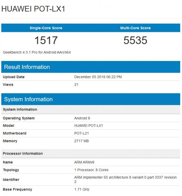 Uygun fiyatlı Huawei P Smart 2019