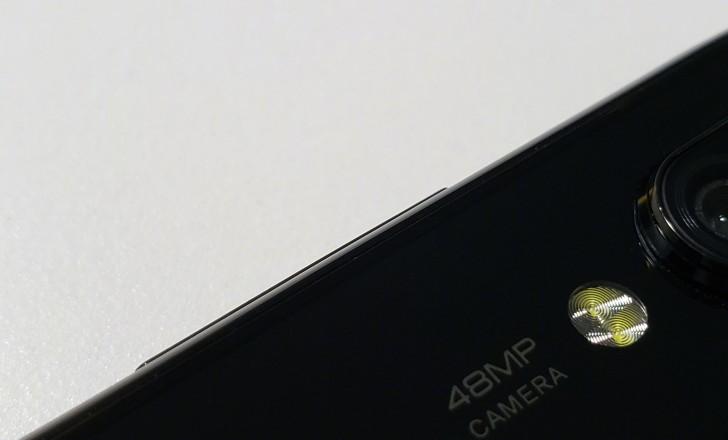 Xiaomi 48 MP telefon