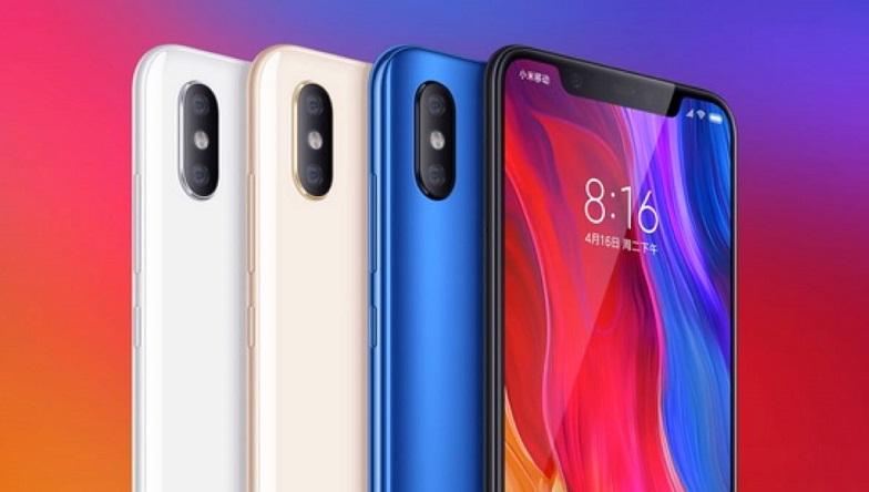Xiaomi Mi 8 kamerası