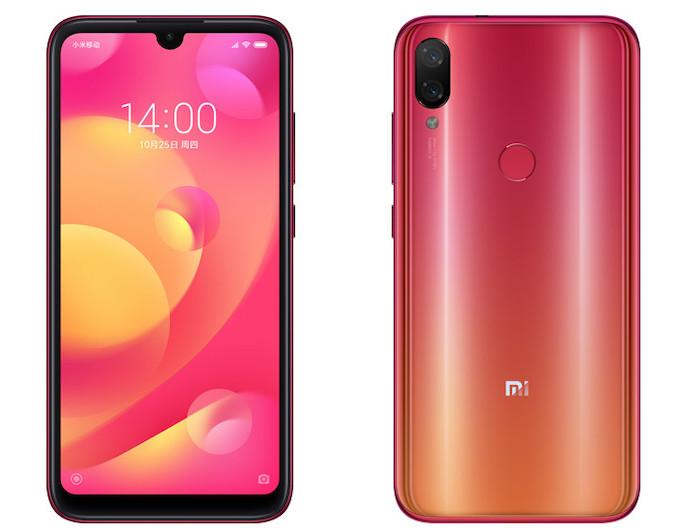 Xiaomi Mi Play özellikleri ve fiyatı