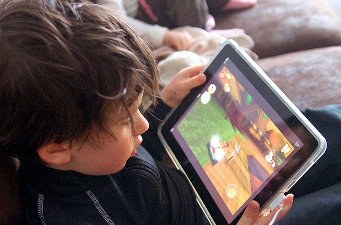 çocukların ekran süresi