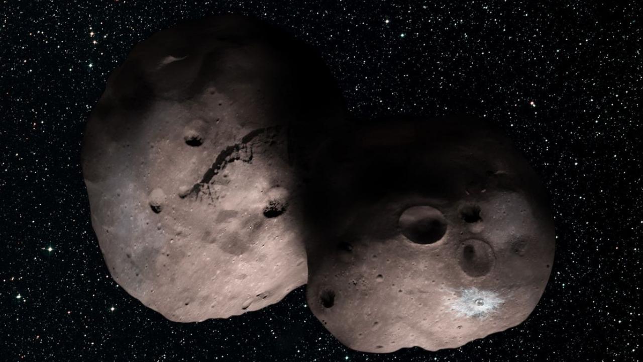 İnsanlık tarafından incelenen en uzak cisim MU69! SDN-2
