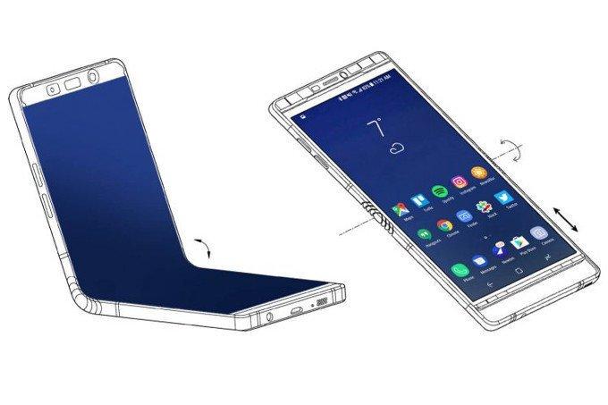 Samsung Galaxy Fold'a ait yeni detaylar ortaya çıktı!