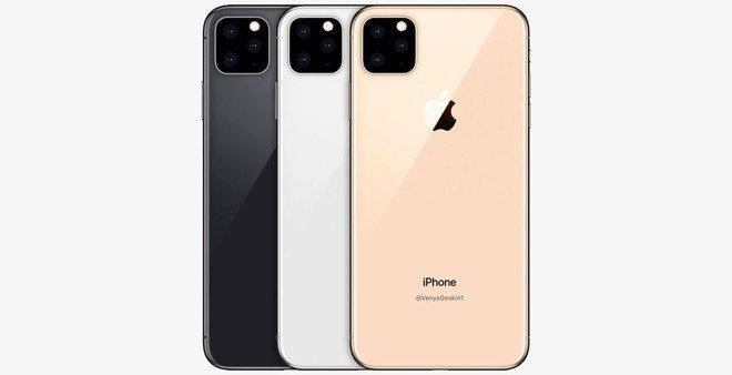 2019 iPhone XI modelleri
