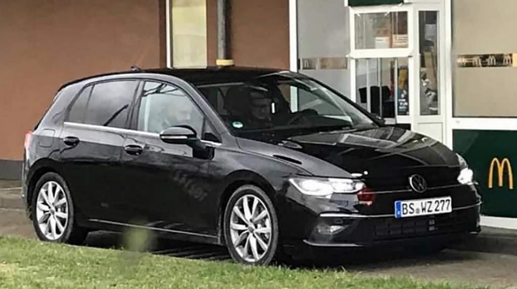 2020 Volkswagen Golf 8 2