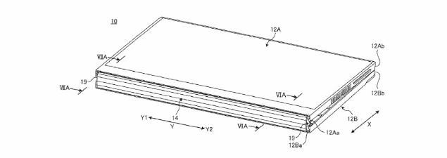 Lenovo yeni katlanabilir tablet patenti sızdırıldı! SDN-2