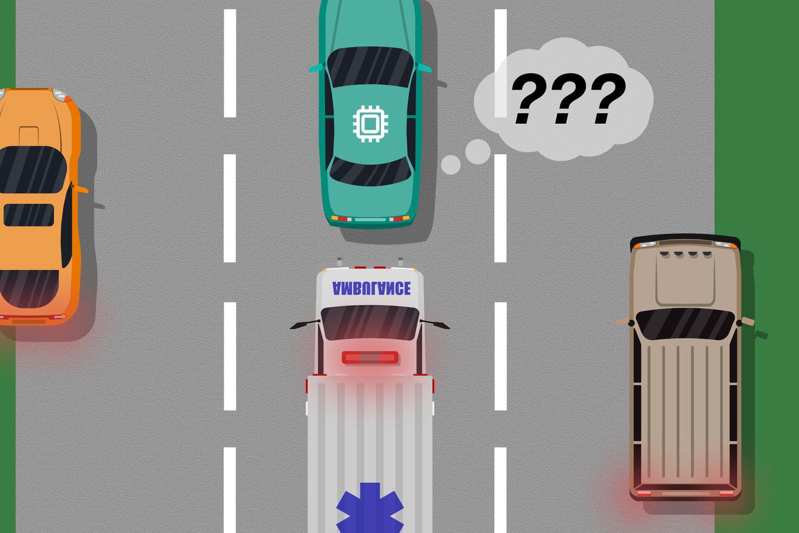Sürücüsüz otomobil