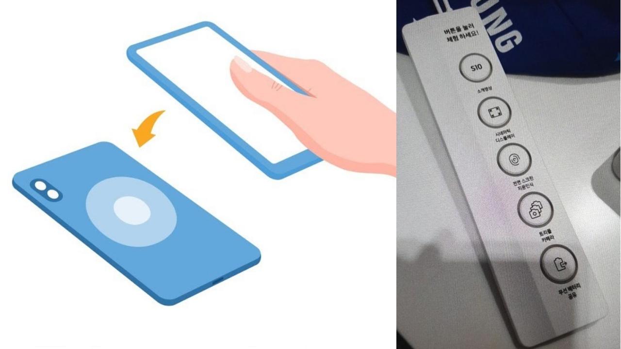 Samsung Galaxy S10 şarj paylaşımı yapabilecek! SDN-4