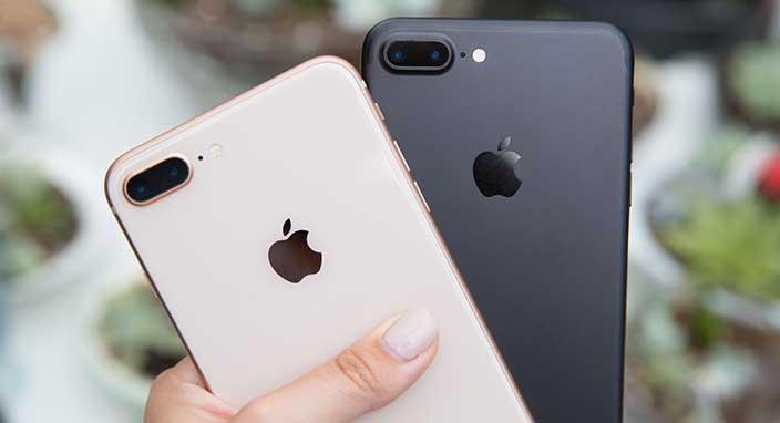 Almanya iPhone 7 ve iPhone 8