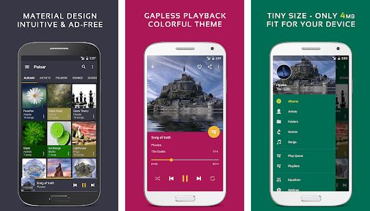 Android için en iyi müzik uygulamaları 2019