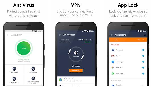 Android için en iyi virüs uygulamaları