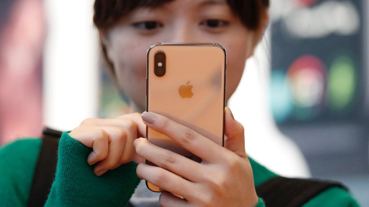 Düşük iPhone satışları