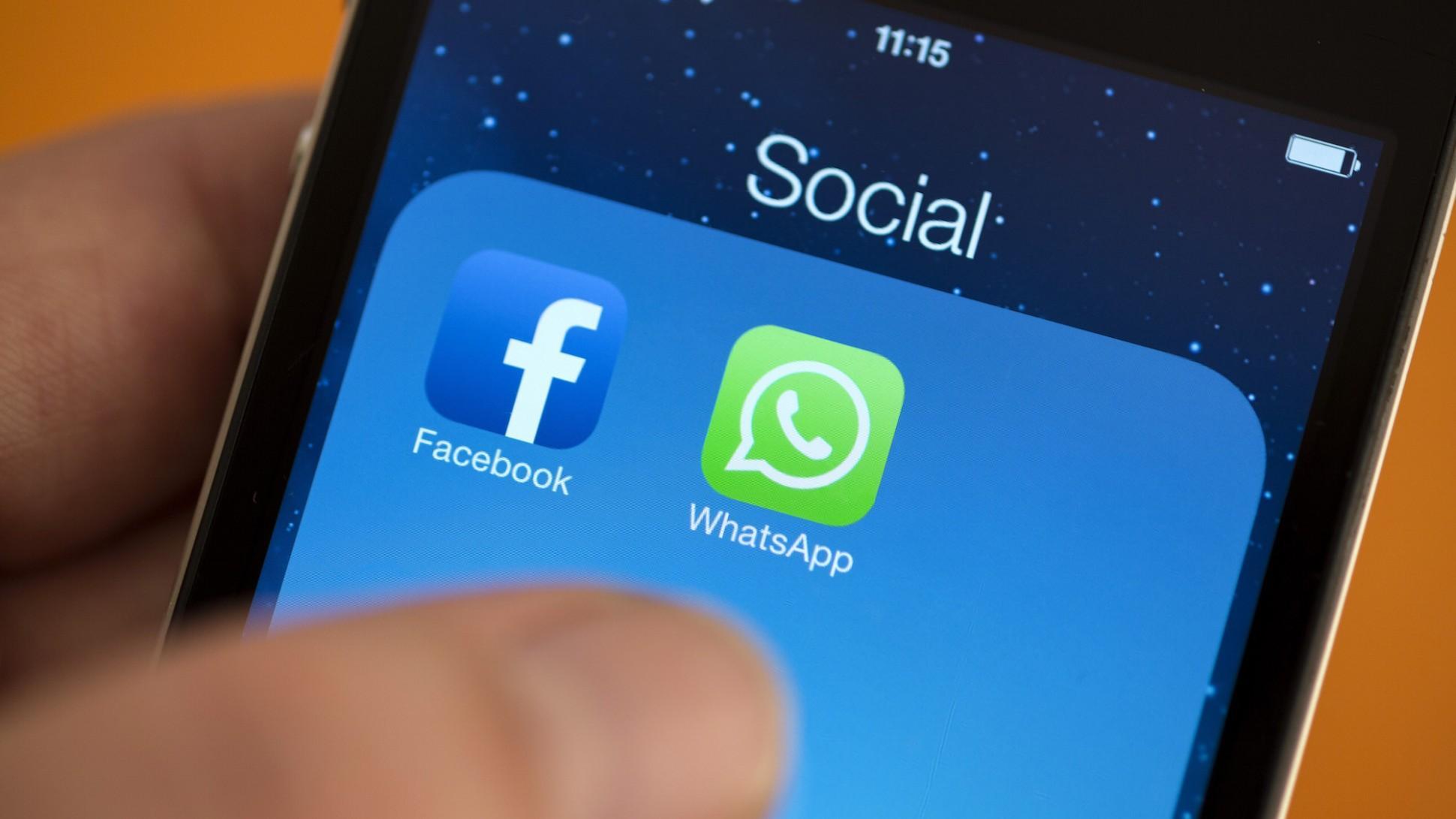 Facebook ve WhatsApp