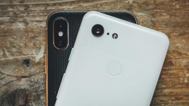 Google Pixel 3 kamerası / iPhone X / google katlanabilir telefon