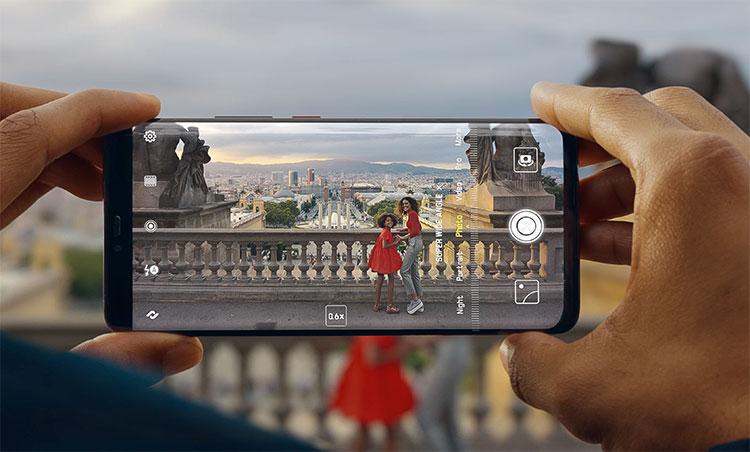 Huawei Mate 20 Pro kamera özellikleri