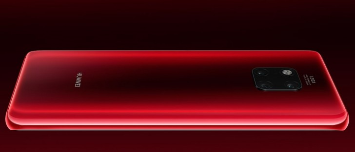 Huawei Mate 20 Pro yeni renk seçenekleri
