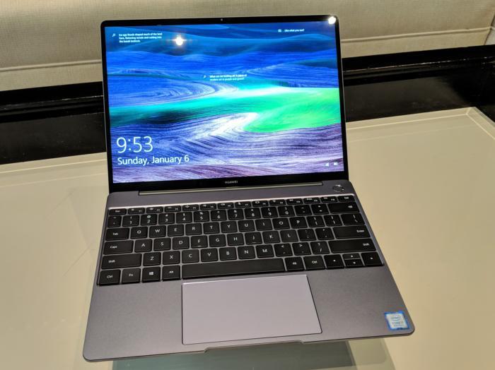 Huawei Matebook 13 özellikleri ve fiyatı