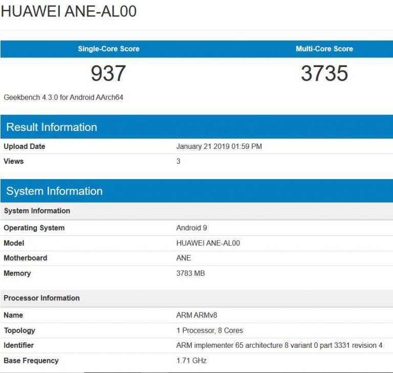 Huawei P20 Lite Android Pie güncellemesi ufukta göründü! ShiftDelete Net