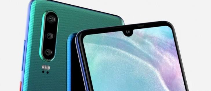 Huawei P30 OLED