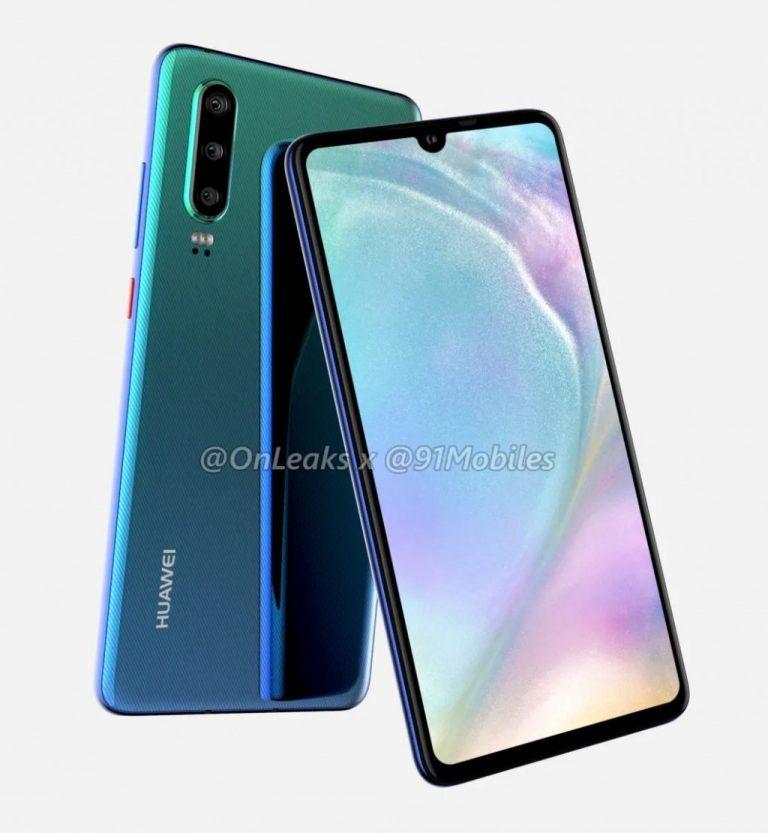 Huawei P30 ve Huawei P30 Pro özellikleri