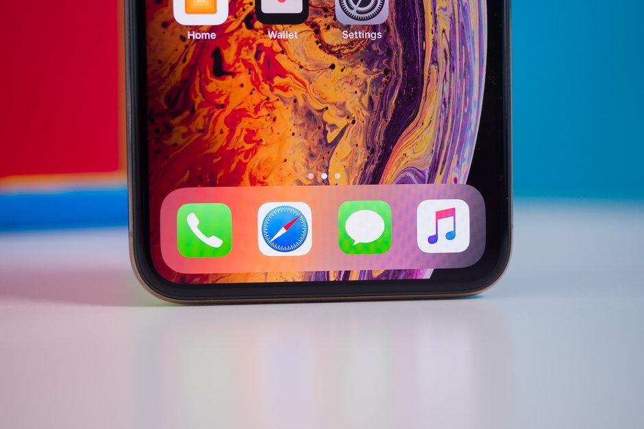 iPhone ekranları