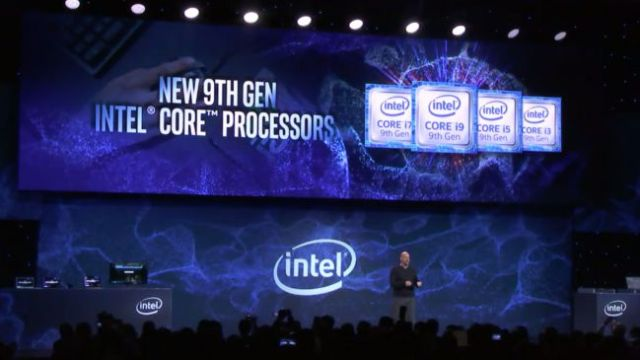 Intel 10 nm Ice Lake işlemciler