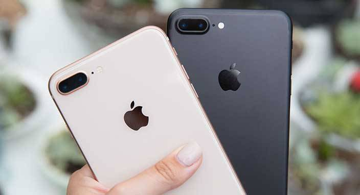 iPhone 7 ve iPhone 8 yasağı