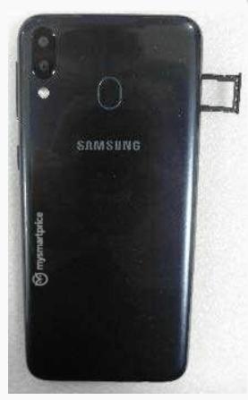 Samsung Galaxy M20 tasarımı