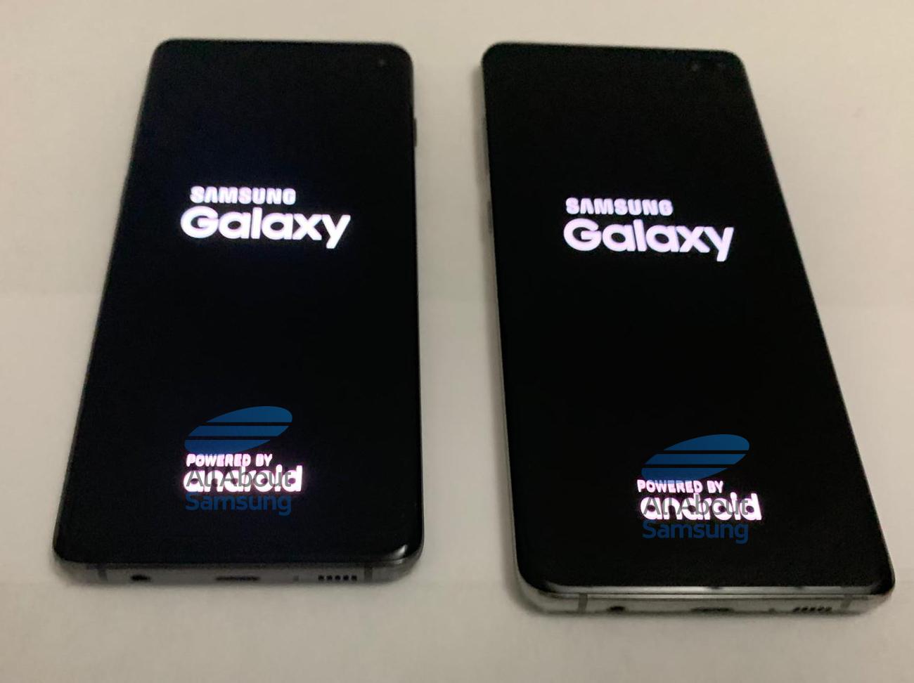 Samsung Galaxy S10 serisi