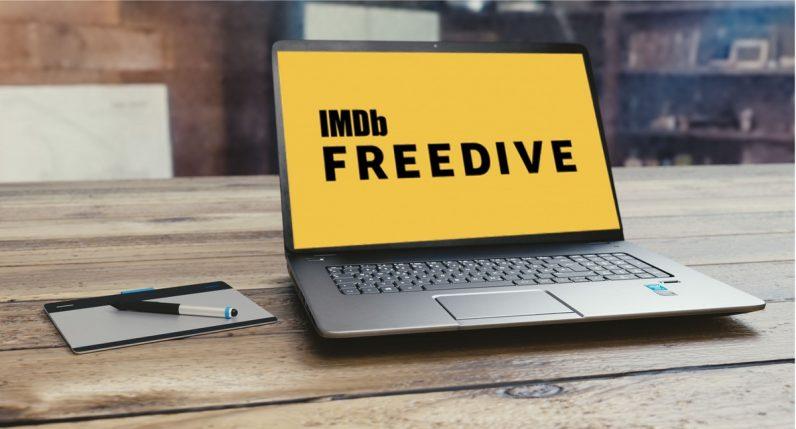 ücretsiz yayın platformu imdb freedive