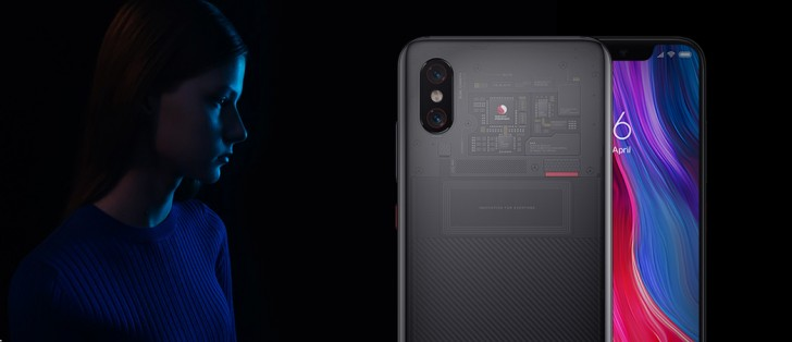 Xiaomi Mi 8 kamera güncellemesi