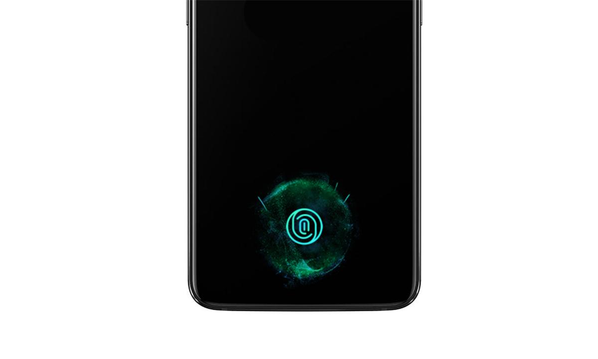 Xiaomi Mi 9 ekrandan parmak izi